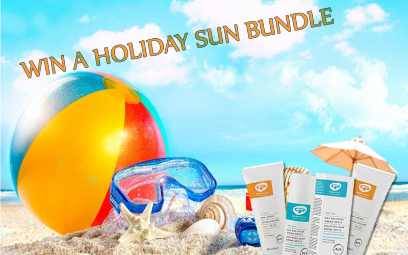 Out and About – Win a Holiday Sun Bundle