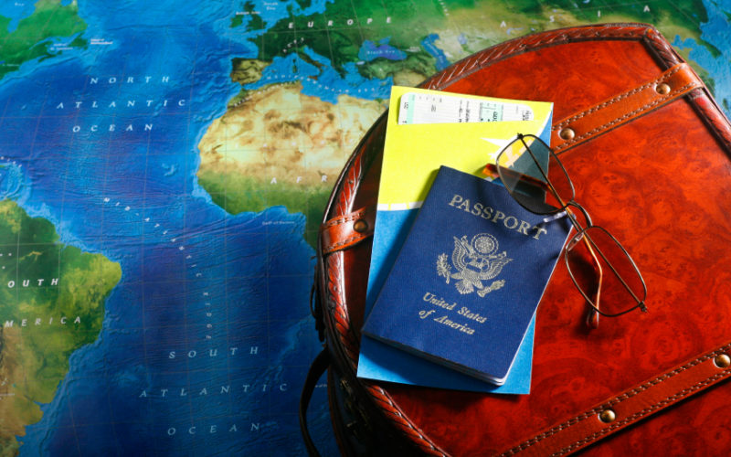 How to Prepare For An Extended World Travel Session