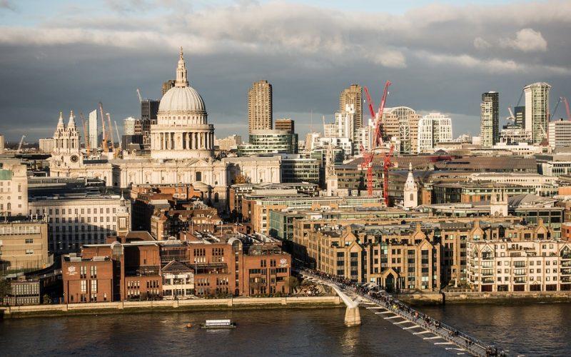 Spring 2018: How London Celebrates It