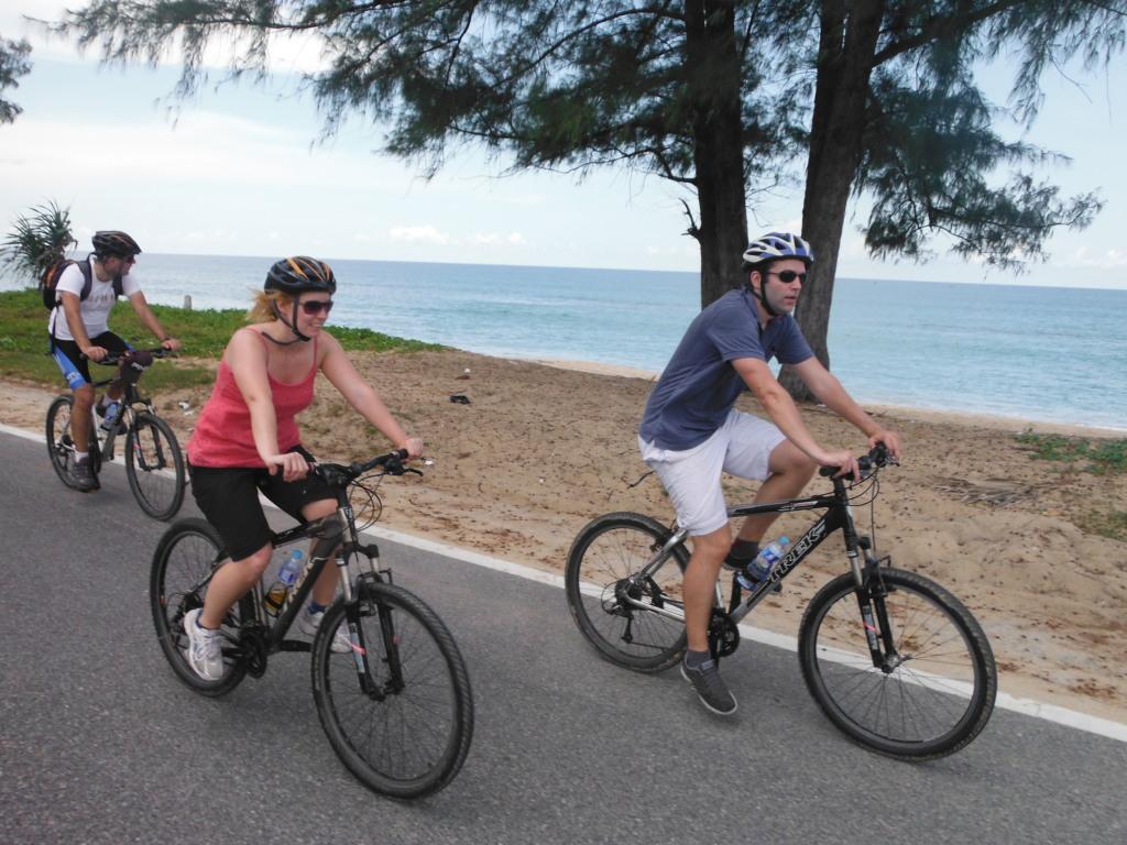 Cycling in Phuket