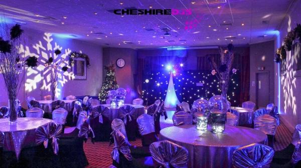 Christmas Corporate Event Cheshire DJ