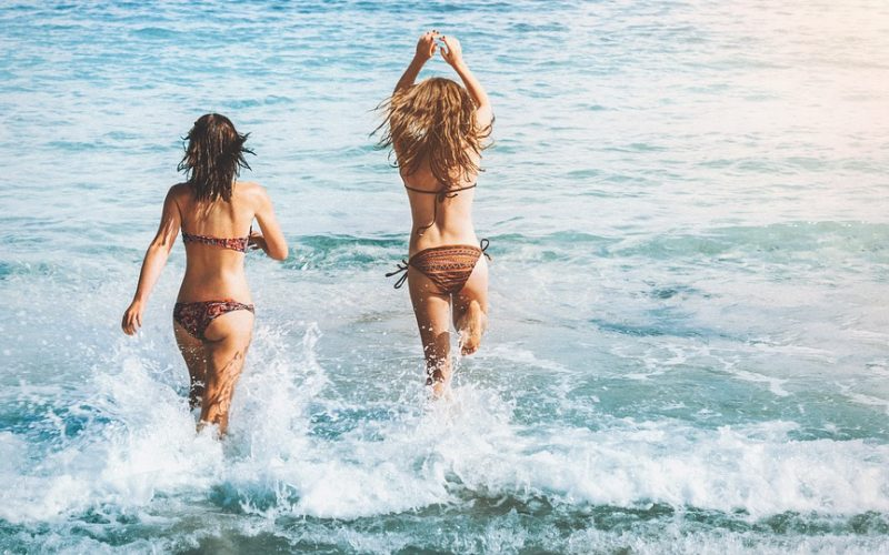The Best Bikinis for Large Chested Women