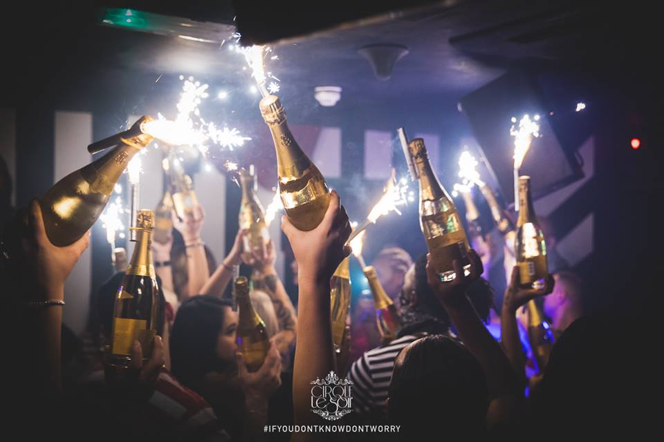 Top 5 Clubs in London