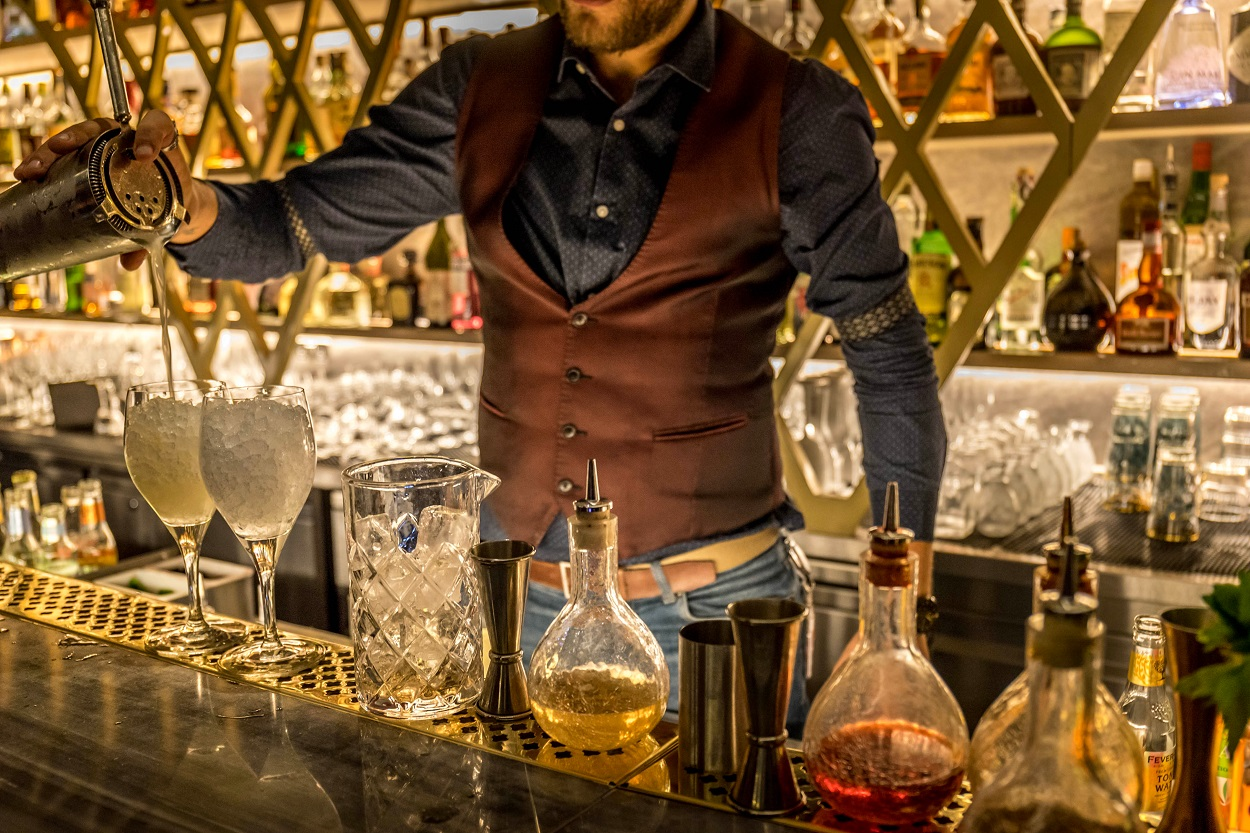 Amazing Bars in London