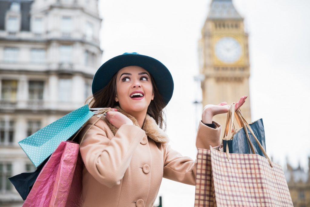 Best Shopping Place in London
