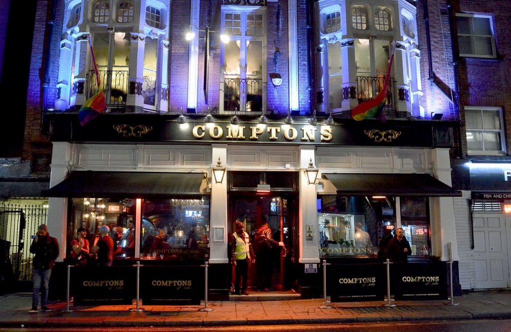 Old Compton's Bar