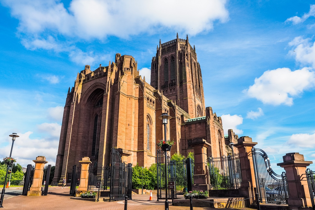 The Liverpool Cathedral