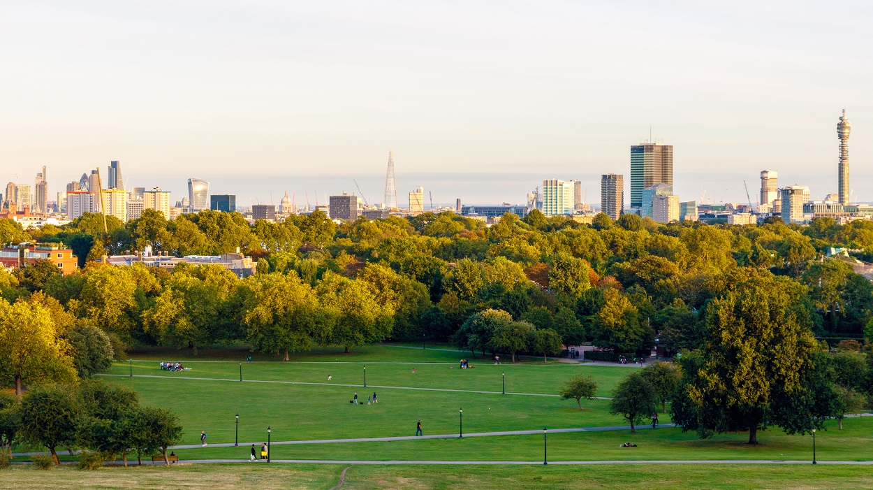 Primrose Hill, Northern London