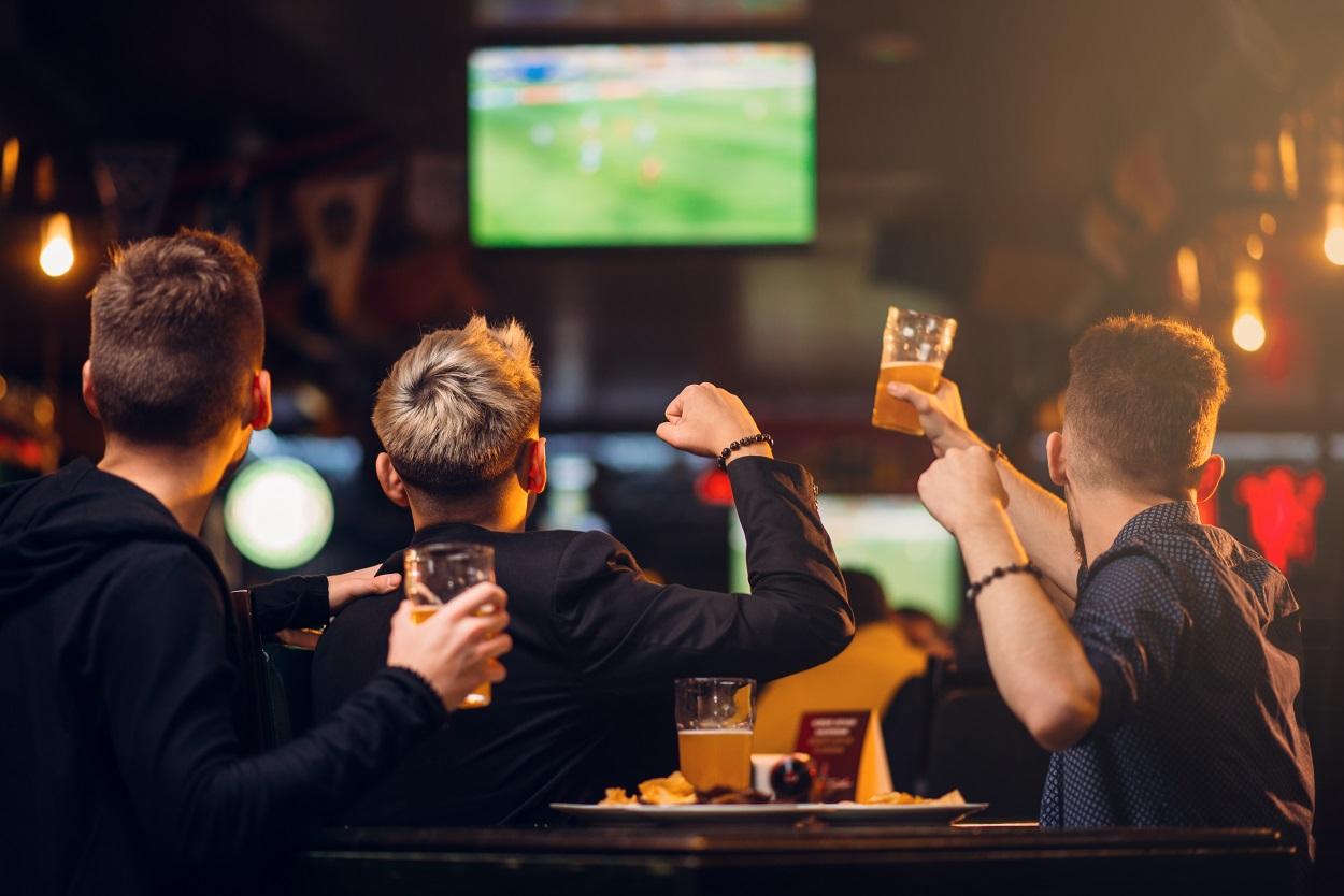 Roughest Pub in London